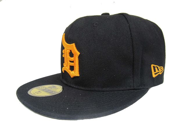 Detroit Tigers MLB Fitted Hat LX2